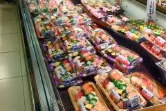 Carrellata di sushi