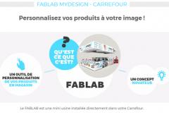 Carrefour MyDesign - Francia 2