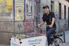 Amazon e mercado de La Paz – Madrid, Spagna 1