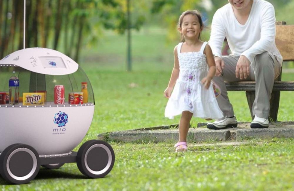 Mio mobile, robot per acquisti d'impulso