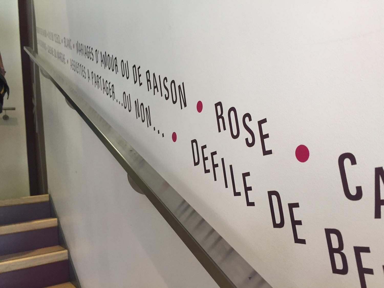 Escalier filosofico