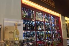 Assortimento dal vino al liquore
