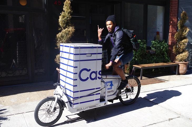 Casper The Bike